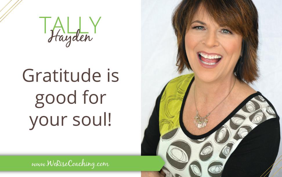 Happy Gratitude Day!